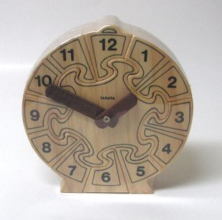 Clock - Natural