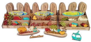 Beach Boards Display Unit(s)