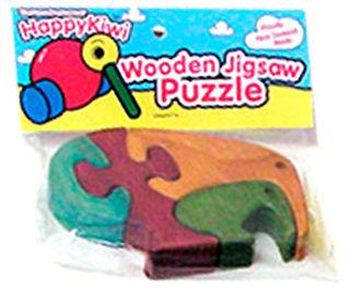 HAPPYKIWI - Kiwi Family Puzzle