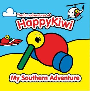 HAPPYKIWI - SOUTHERN ADVENTURES BOOK 1