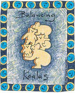 Balancing Koalas - Natural (G)