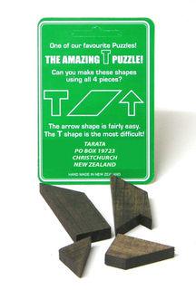 Tarata T Puzzle