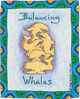 Balancing Whales - Natural (G)