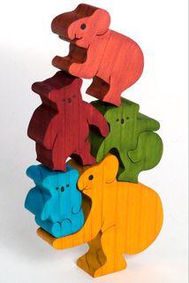 Balancing Koalas - Colour (G)