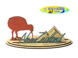 Beach Board - New Zealand Kiwi