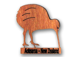 Kiwi Magnet - Natives