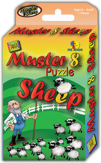 Muster 8 Sheep Puzzle/Game