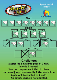 rrp - Puzzle Muster