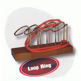 Loop Ring Puzzle