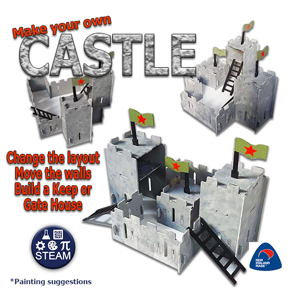 Castle Kit - Make your own