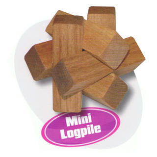 Mini Logpile Puzzle