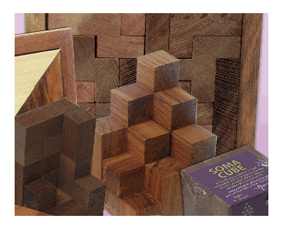 Native Timber Puzzles & Brain Teasers